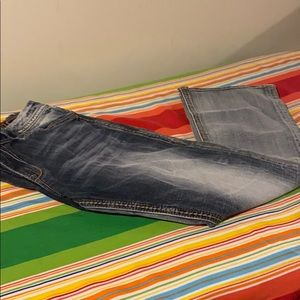 Size 31 Rock Revival boot cut jeans. Like new.